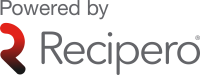 Powered by Recipero logo